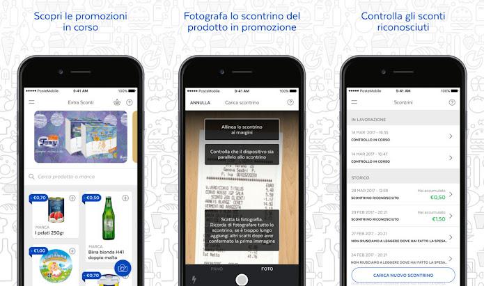 """App """"Extra Sconti"""" per Risparmiare sulla Spesa (Android / iOS)"""
