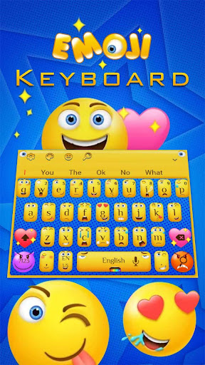 Emojis Keyboard 10001003 screenshots 1