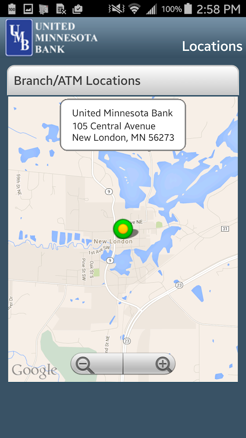 United Minnesota Mobile- screenshot