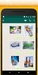WAStickerApps beers stickers APK screenshot thumbnail 4