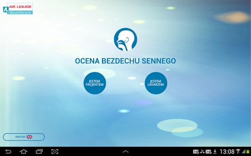 玩免費醫療APP|下載Ocena Bezdechu Sennego app不用錢|硬是要APP