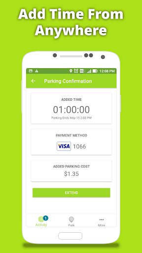 Parkmobile - A Smarter Way to Park Screenshot