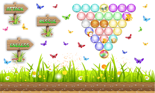 Marble Butterfly Shooter