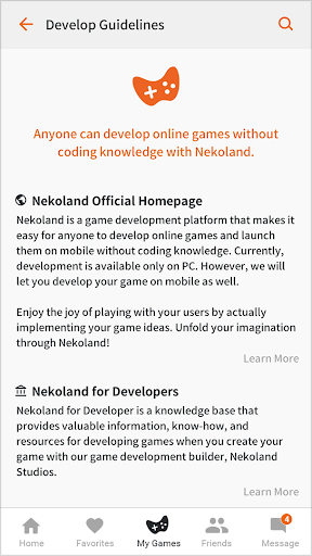 Code Triche Nekoland: Online RPG Game Maker!  APK MOD (Astuce) screenshots 5
