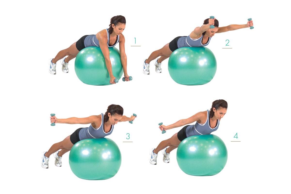 scapular stabilizing / rhomboid exercises