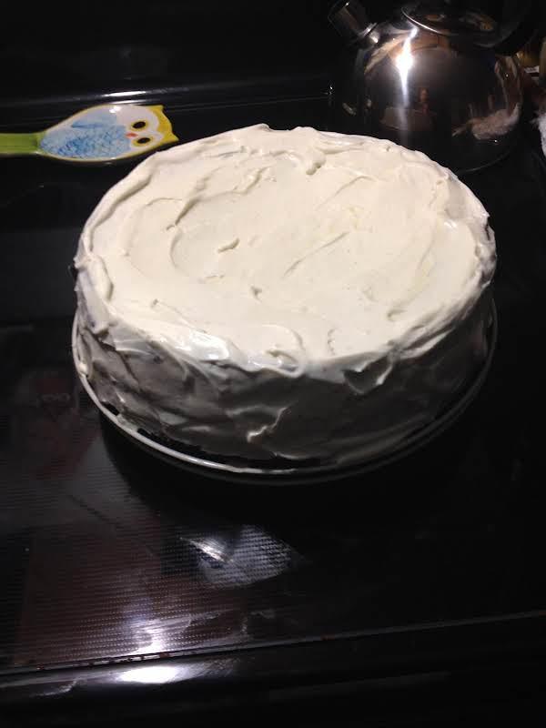 Pumpkin Pie Cream Cake Recipe