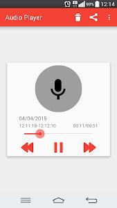 SecRec - Secret Audio Recorder screenshot 2