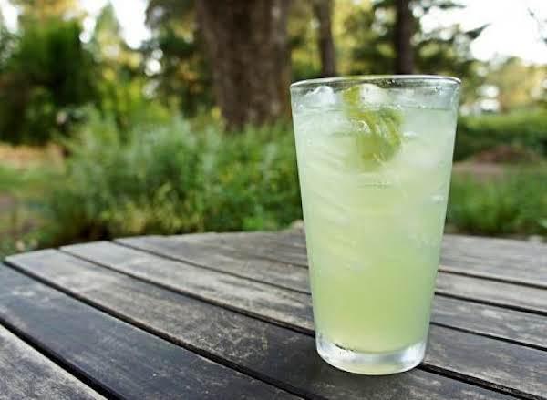 Fresh Lime Soda Recipe