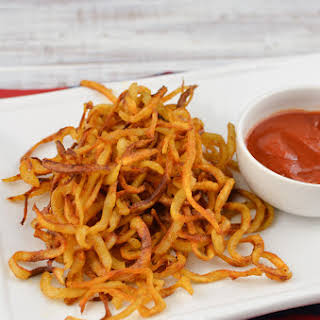 Syn Free Curly Fries.
