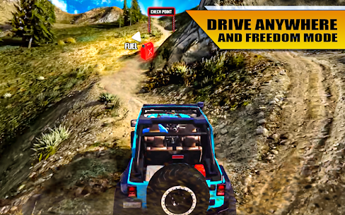 4×4 Suv Offroad extreme Jeep Game 9