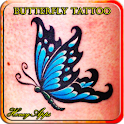 Butterfly Tattoo for Women icon