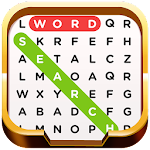 Word Search - Crossword Puzzle Free Games Icon