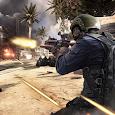 Crisis Shooting-Commando Action Battleground War icon