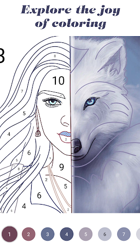 Color by Number screenshot 3