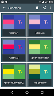 Color Scheme Design - Android Apps on Google Play