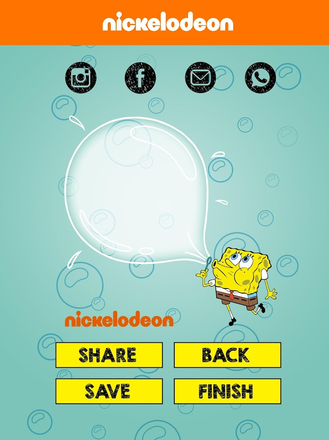 Sponge Master- screenshot