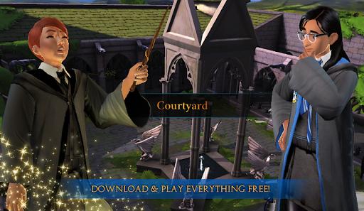 Как установить (обновить) Harry Potter: Hogwarts Mystery [Бесплатные покупки]. Скачайте APK файл. Если обновляетесь и предыдущую версию приложения скачивали у нас, то ставим поверх старой версии, в противном случае работоспособность (сохранение данных) не гарантируется.