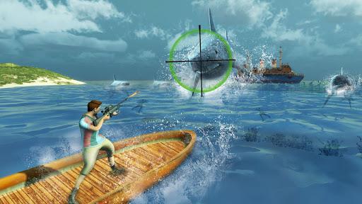 Super Robots Shark Transformation Hunter War 3D 1.0.3 screenshots 7