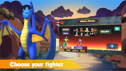 Rumble Arena: Super Smash Legends  captures d'u00e9cran 2