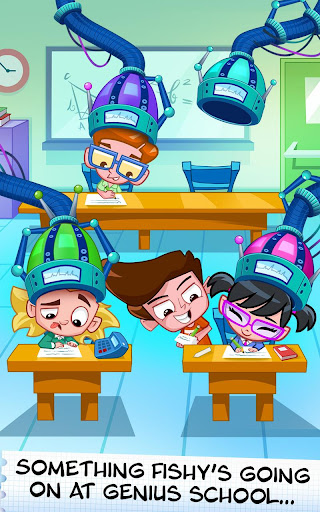 Cheating Tom 3 - Genius School for PC