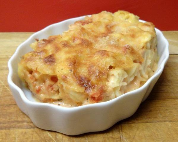 Tomato Mac & Cheese Recipe