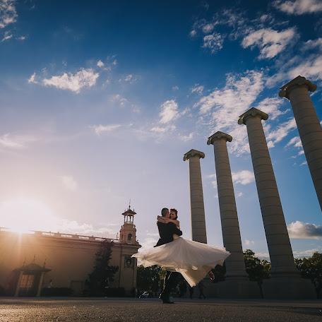 Wedding photographer Marius Godeanu (godeanu). Photo of 18.10.2018