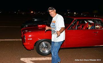 Photo: Roy Bonilla and his nice '64 GTO
