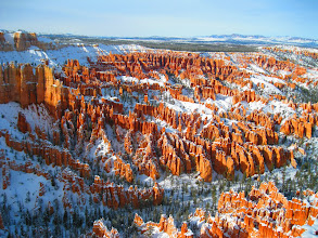 Photo: Inspiration Point at Bryce Canyon