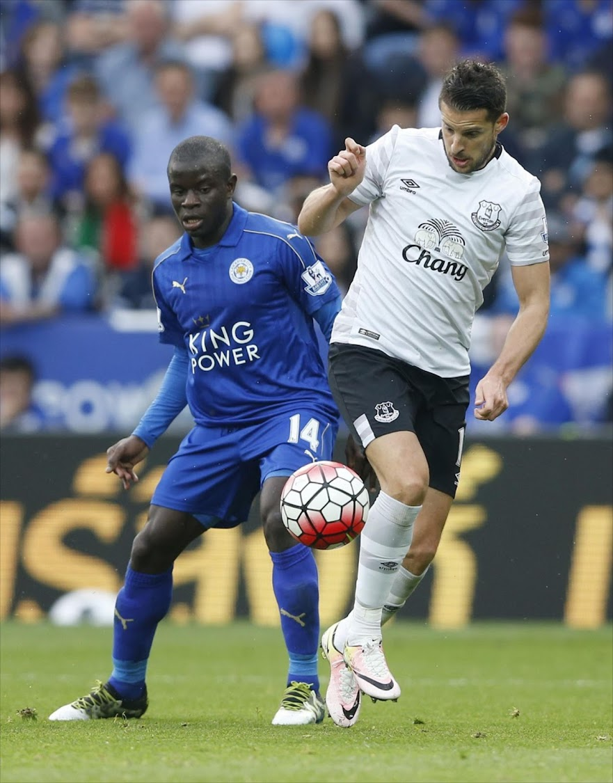 N'Golo Kante. Picture: REUTERS