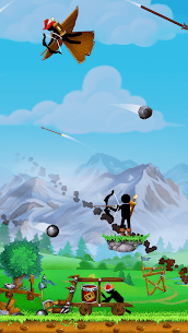 The Catapult 2 2.0.8 Apk  MOD (Unlimited Coins) для Android 3