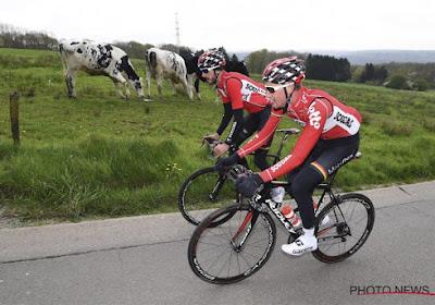 Lotto Soudal-renner Tim Wellens niet helemaal ontevreden na Ardennenklassiekers