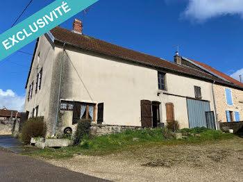 maison à Bouhans-et-Feurg (70)