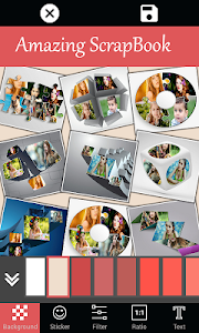 4D Collage Photo Frame screenshot 2