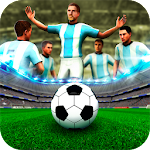 Nessi 10 Goal Shooter Star! Soccer World Cup Hero Icon