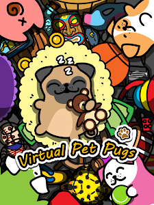 Virtual Pet Pug -Dog Collector v1.6 Mod