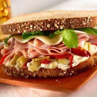 Italian Combo Sandwich.