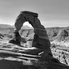 by Mike Martinez - Black & White Landscapes