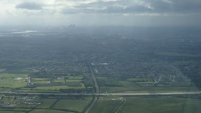 Photo: Míjíme Londýn na úrovni Londýnského okruhu