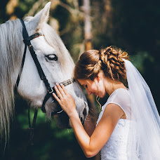 Wedding photographer Aleksey Yakovlev (qwety). Photo of 14.09.2016