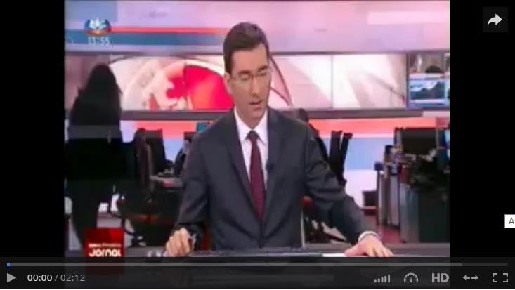 """Vídeo - """"A Escola desce ao Mercado"""" - Reportagem SIC"""