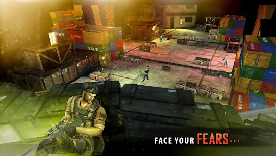 Game Unfinished Mission APK for Windows Phone