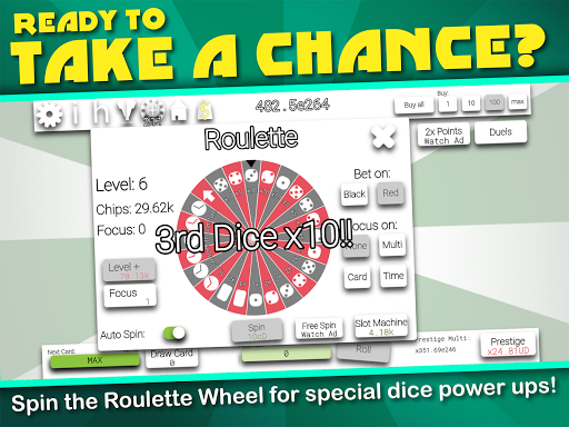 Idle Dice apkpoly screenshots 6