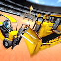 Construction Derby Racing 3D icon