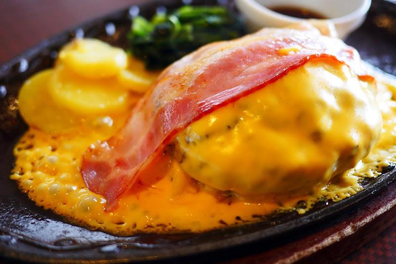 【ファミレス革命】デニーズの All Beef ハンバーグ ~ベーコンチーズ~ が異世界レベルで美味
