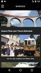 Bahnwelt TV- screenshot thumbnail