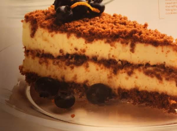 Ginger-mascarpone Icebox Cake Recipe
