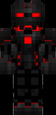 Monster Skin Nova Skin - Monster skins fur minecraft