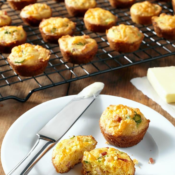 Mini Cornbread Muffins Recipe