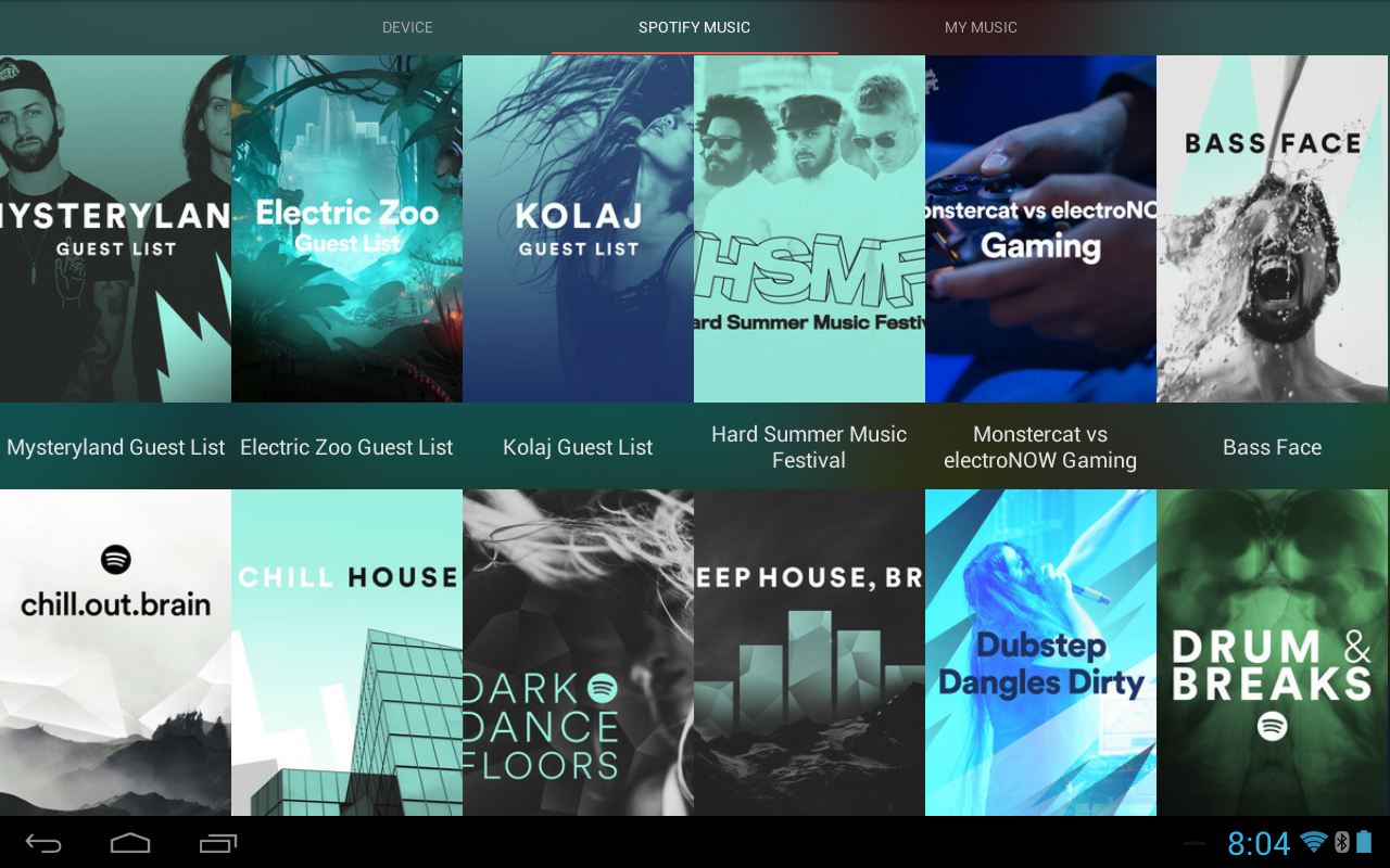 SpotLight Custom Spotify Music- screenshot