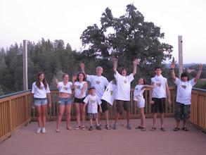 Photo: Team Salutation Party